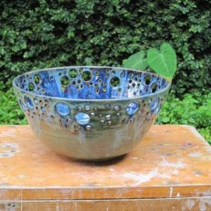 Michele Benson Huck: Ceramics